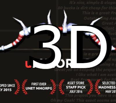 uMMORPG 3D